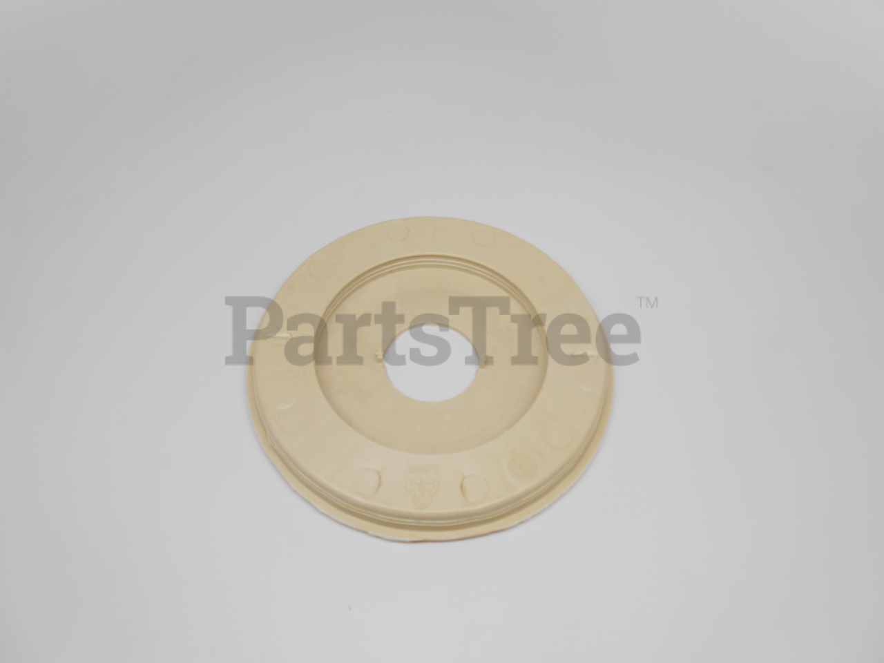 Cub Cadet Hub Caps : Cub cadet part  spoke hub cap with hole beige