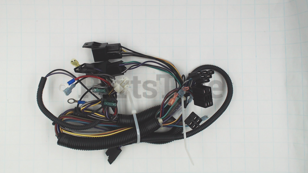 Gravely Part 00347901 Wire Harness Zoom Zt Long 460 Wiring