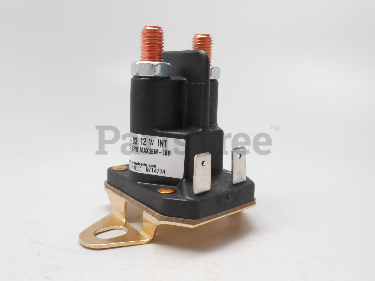 Gravely Part 00696900 Solenoid Hp Rtv Partstree Com