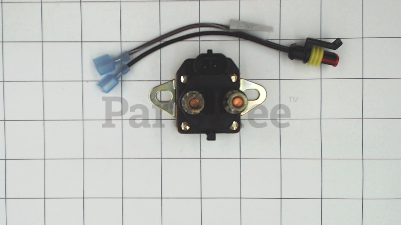 Gravely Part 59223400, KIT- SEAL SOLENOID ADAPTER ...