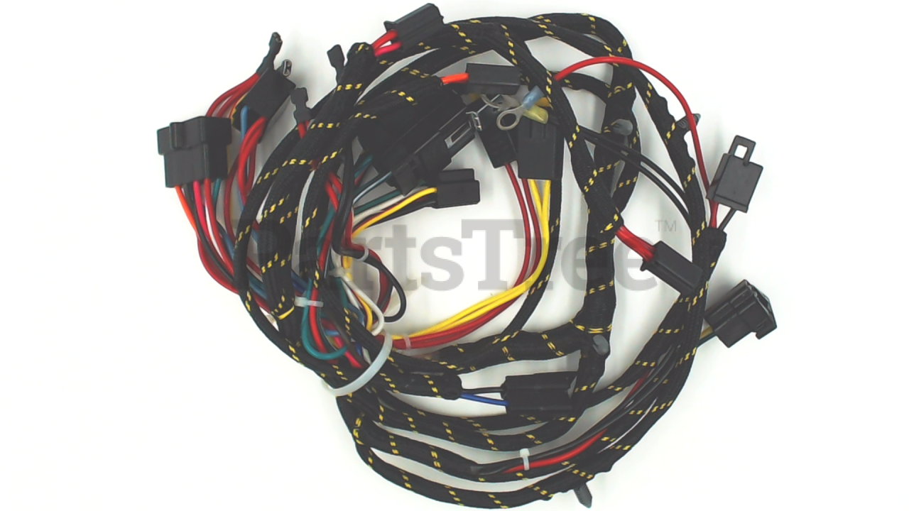 full scag part 481751, wire harness, stt partstree com scag turf tiger wiring harness at edmiracle.co