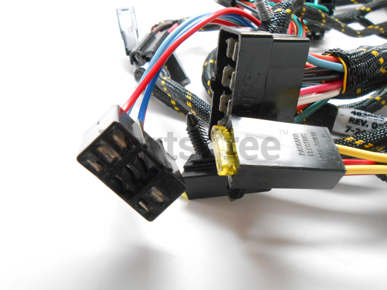 Scag 483053. WIRE HARNESS ...
