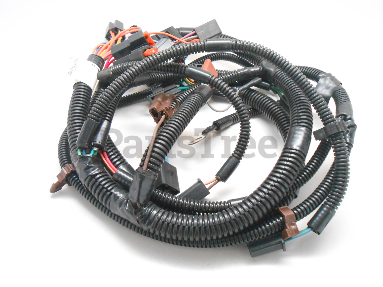 exmark part 109 0480 harness wire lazer as partstree com rh partstree com  exmark turf tracer wiring harness